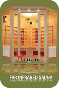 Far infrared sauna | saunas | sauna's | sauna sales